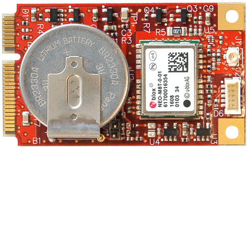 Primary Product Image Advanced GPS Receiver