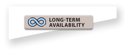 <br>Long-Term Availability