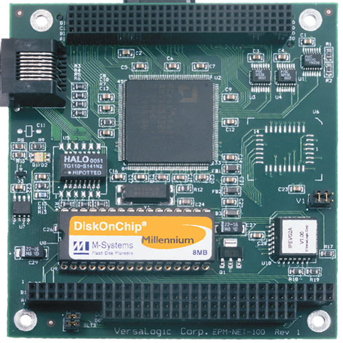 Primary Product Image Dual Speed Ethernet and Flash