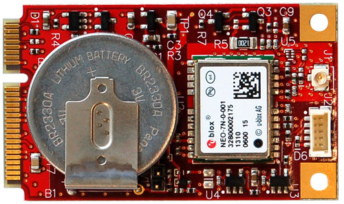 Primary Product Image GPS Receiver