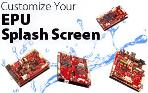 How to Create a Custom Splash Screen for VersaLogic EPUs