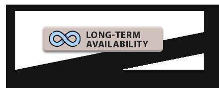 <br>Long-Term Availability
