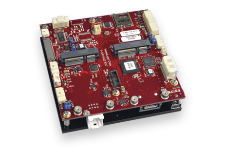 Rugged X86 Embedded Computer